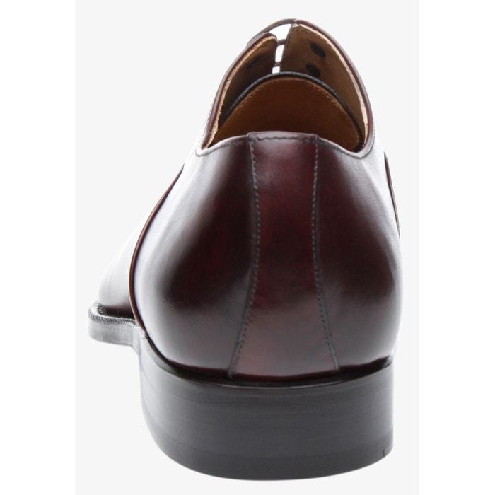Richelieu captoe en bordeaux bordeaux Shoepassion