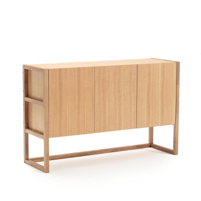 Шкаф-буфет с 3 дверцами COMPO  La Redoute Interieurs image 0