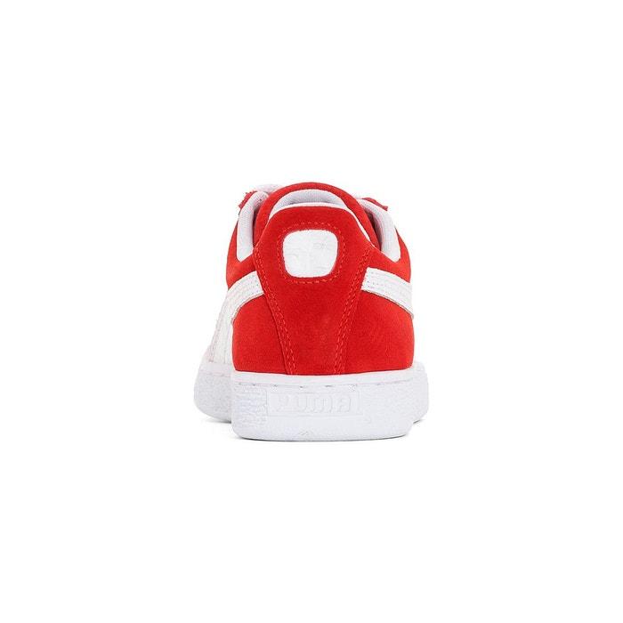 Baskets slct suede cl bboy fab rouge Puma