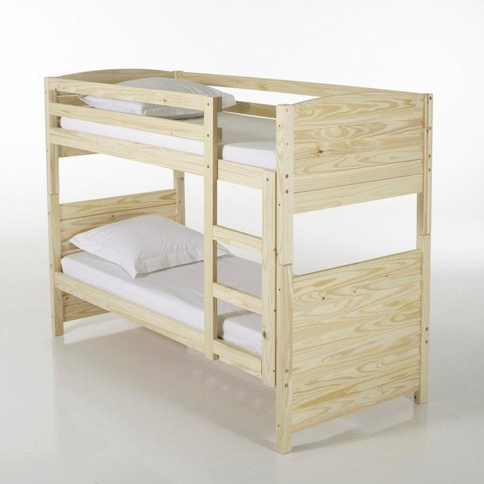 lits superpos s s parables iris la redoute interieurs la redoute. Black Bedroom Furniture Sets. Home Design Ideas
