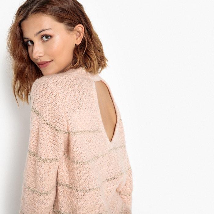 Пуловер с круглым вырезом из плотного трикотажа PACIANE  SUNCOO image 0