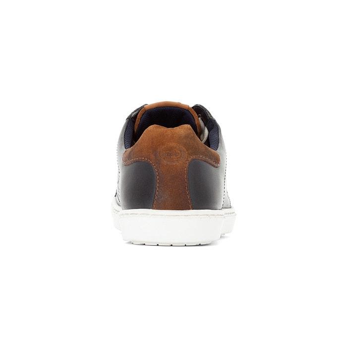 Zapatillas con piel de cordones BASE Wafer LONDON zRaUwxOqx