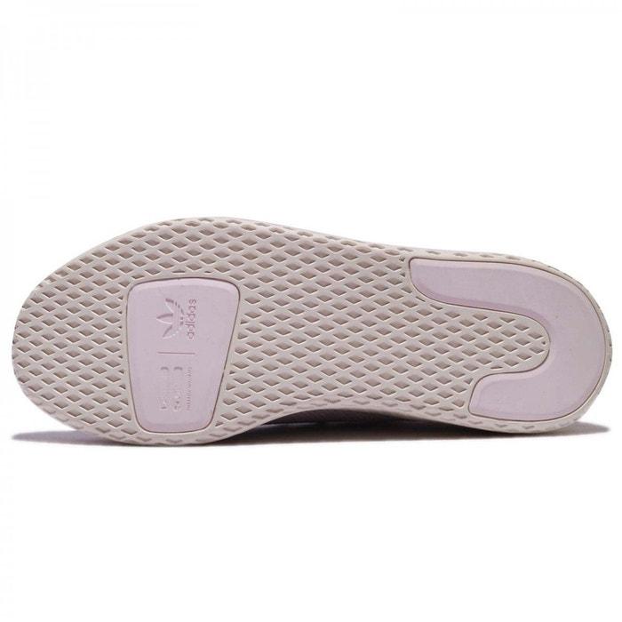 Basket adidas originals pharell williams tennis hu - db2553 gris Adidas Originals