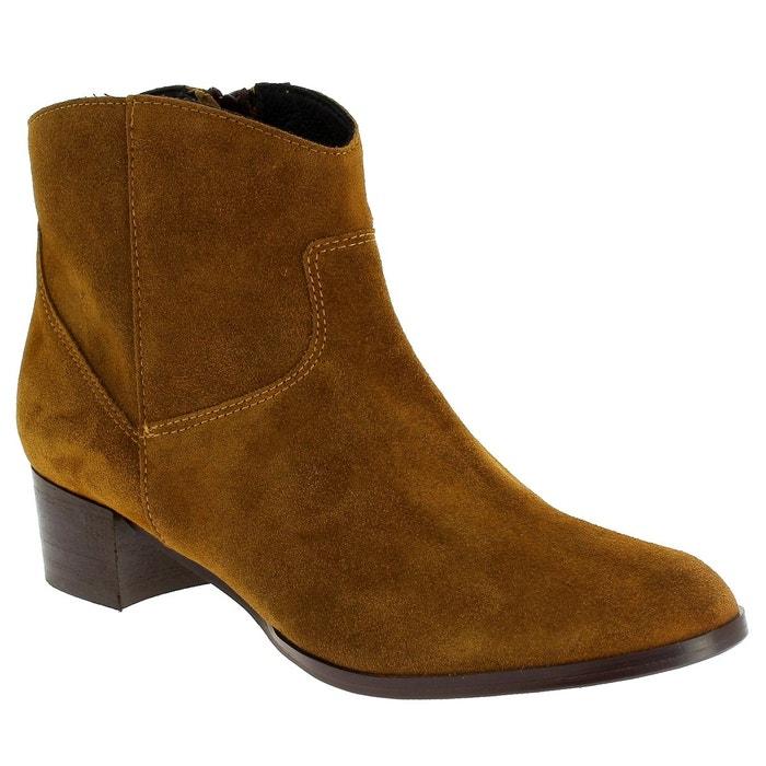 Elizabeth Stuart ILAN 334 NOISETTE - Chaussures Bottine Femme