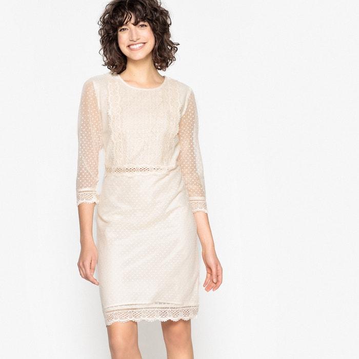 Mesh Lace Dress  MADEMOISELLE R image 0