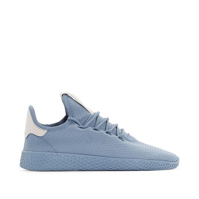 Baskets p tennis hu bleu pétrole Adidas Originals  8b44f00c4f7