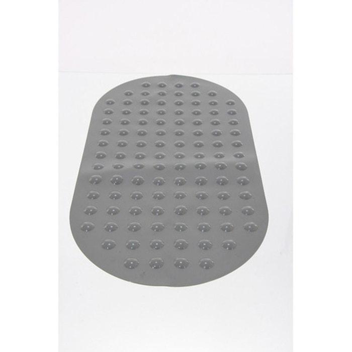 tapis de fond de baignoire anti d rapant taupe taupe instant d o la redoute. Black Bedroom Furniture Sets. Home Design Ideas