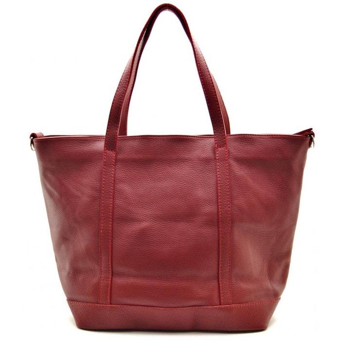 e59c88a325 Sac à main cabas cuir irupu Oh My Bag | La Redoute