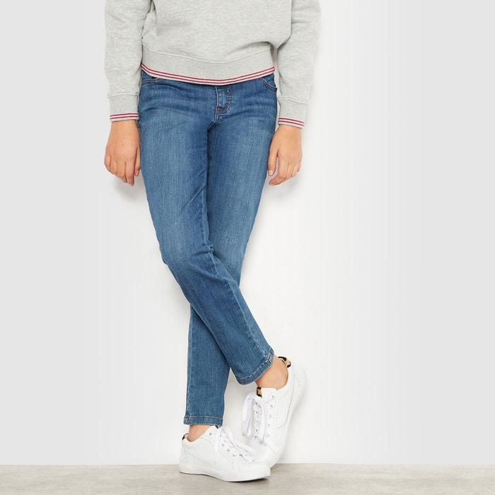 Image Cropped rechte jeans 10-16 jr R pop