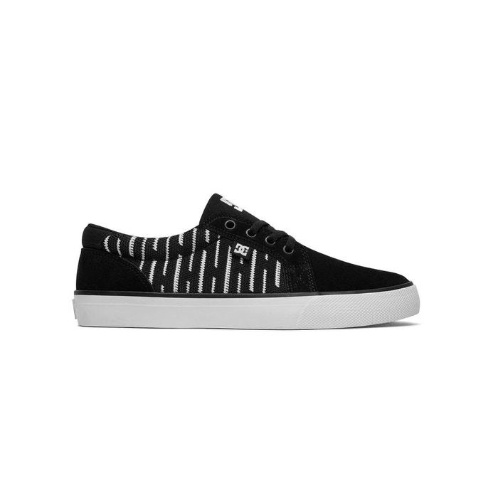 DC Shoes Baskets COUNCIL SE - 300027 Noir - Chaussures Basket Homme