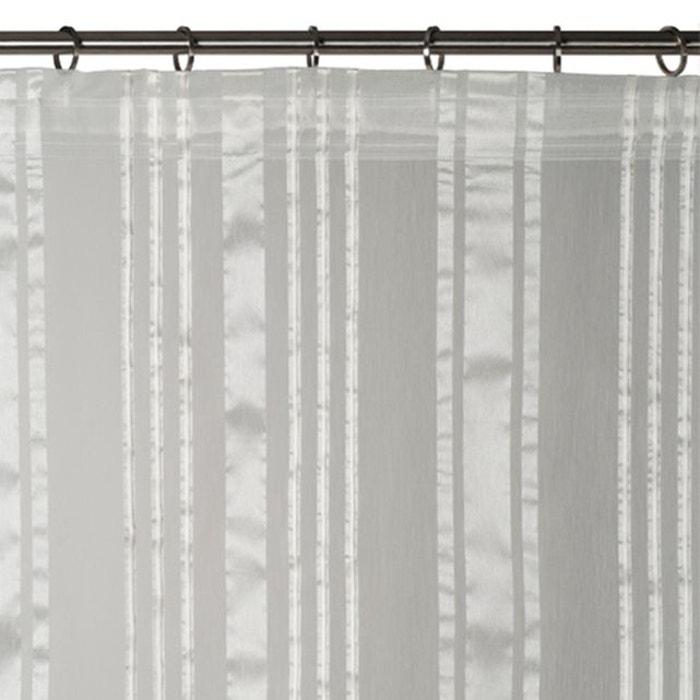 voilage galon fronceur polyester sunshine rose vif. Black Bedroom Furniture Sets. Home Design Ideas