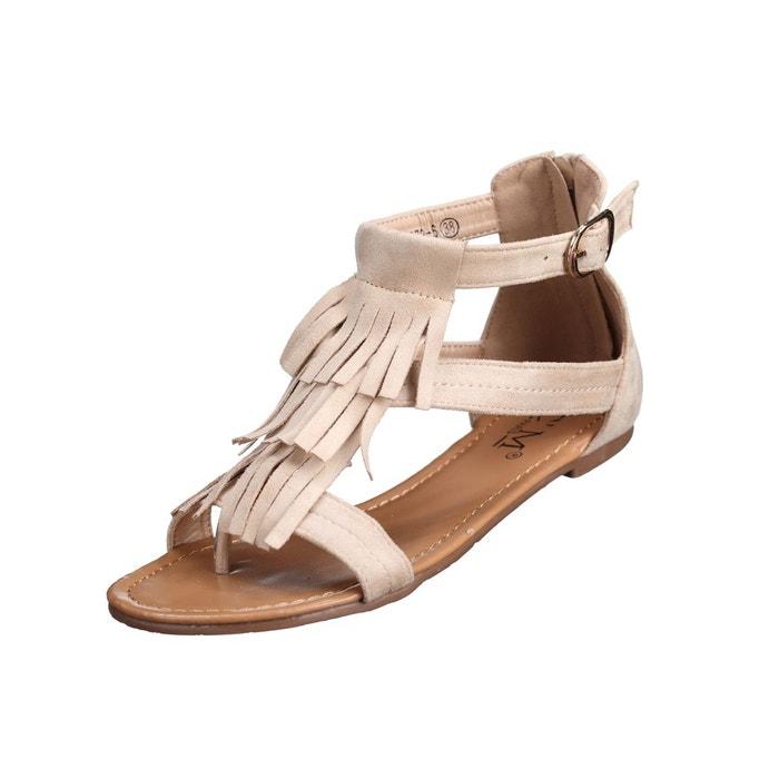 Sandale M Tkxipowzu Femme Redoute 6 Modela Leader C Beige 1372 xdeBoC