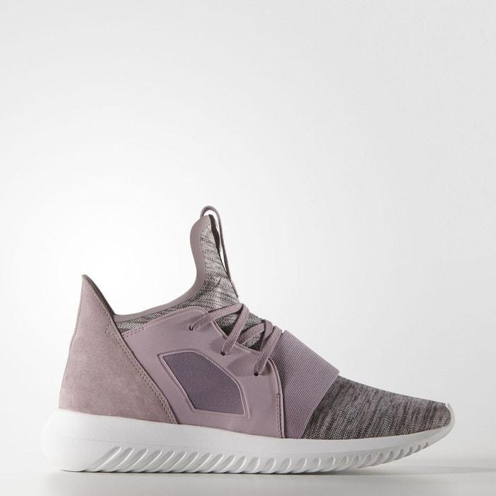 grand choix de 95bf0 18105 Baskets Adidas Tubular Defiant Violet Femme