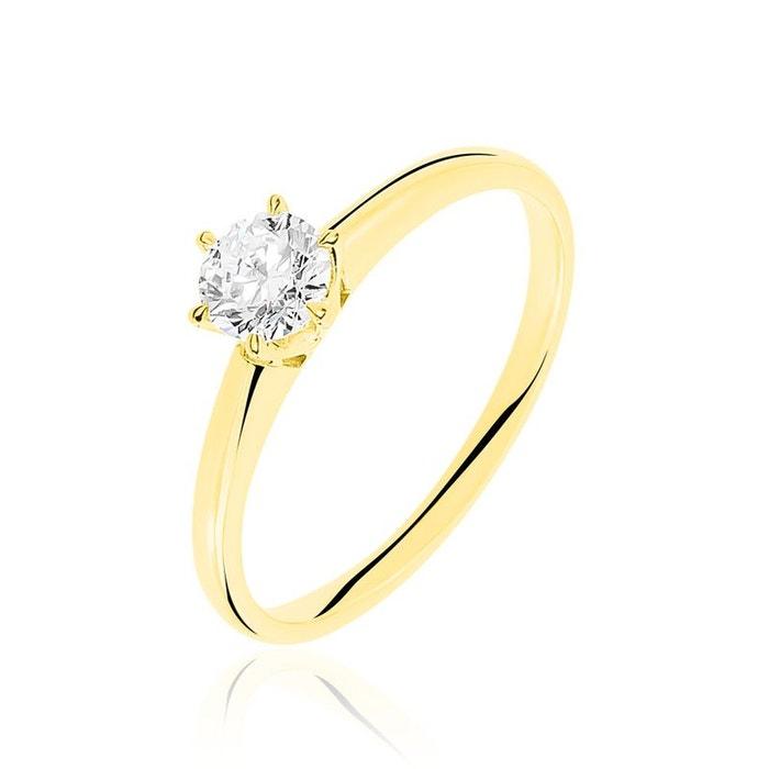 Solitaire or jaune et diamant jaune Histoire D'or | La Redoute Parcourir La Sortie Réduction Ebay Acheter Vente Pas Cher y2BXd8HH2p