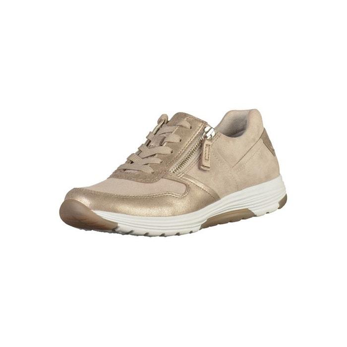 Sneaker nude Gabor À Prix Réduit Expédition Grande Vente Libre Footlocker Sortie Réductions À Bas Prix Acheter Pas Cher Marchand Zo1HuItK
