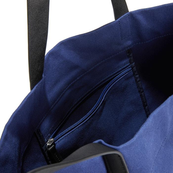 942d6861c33 Tas mable marineblauw Esprit | La Redoute