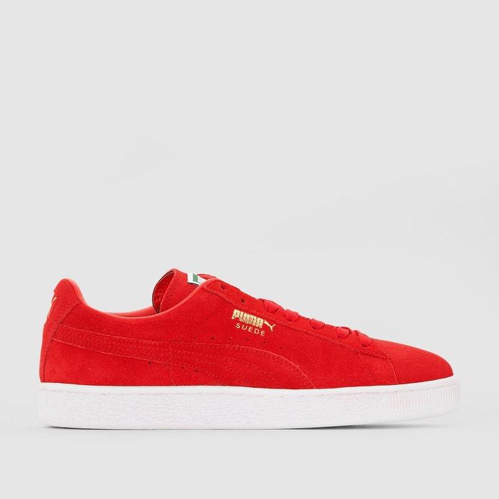 puma classic rouge