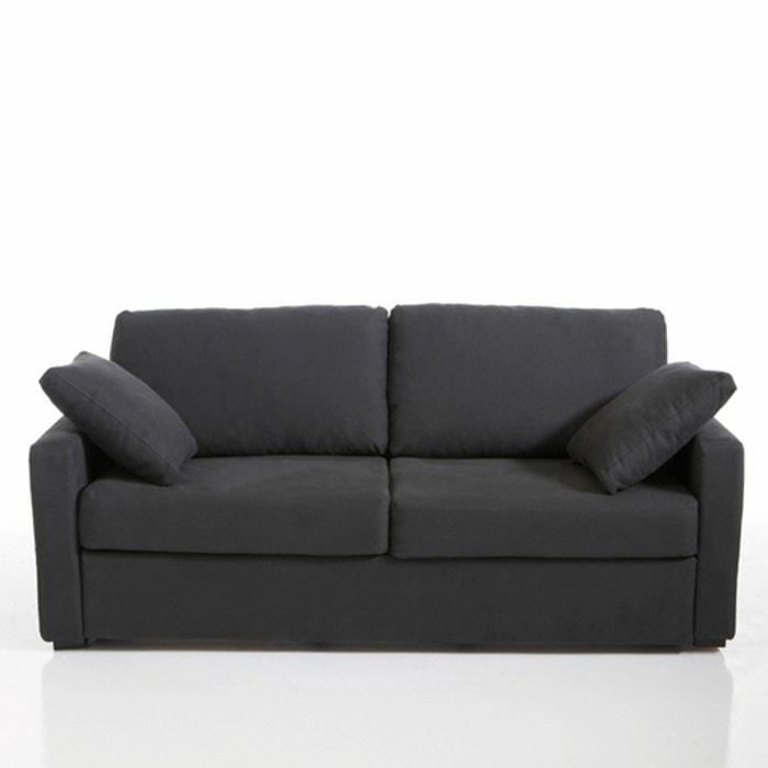 Image Canapé lit, couchage express, coton demi natté, matelas latex, Timor La Redoute Interieurs