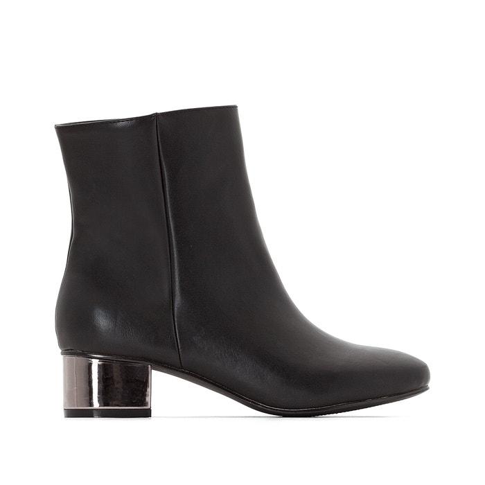 afbeelding Boots met spiegelhak, brede voet CASTALUNA