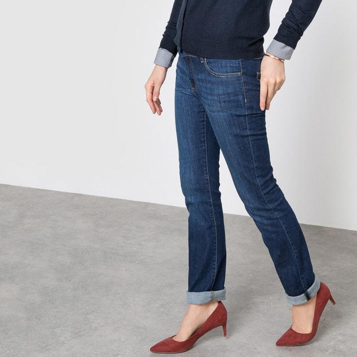 "Image Tall Straight Jeans, Length 34"" R essentiel"