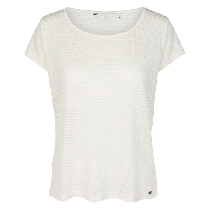 T-shirt con scollo rotondo tinta unita, maniche corte  NUMPH image 0