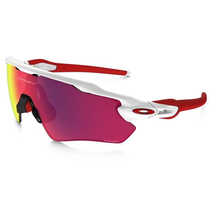 7f532202ddc569 Radar ev path - lunettes cyclisme - blanc blanc Oakley   La Redoute