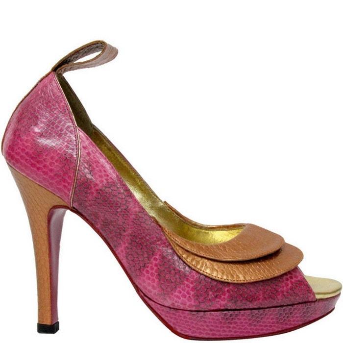 en Chaussure PARIS cuir PRING CANDY femme Owqz0c5t6
