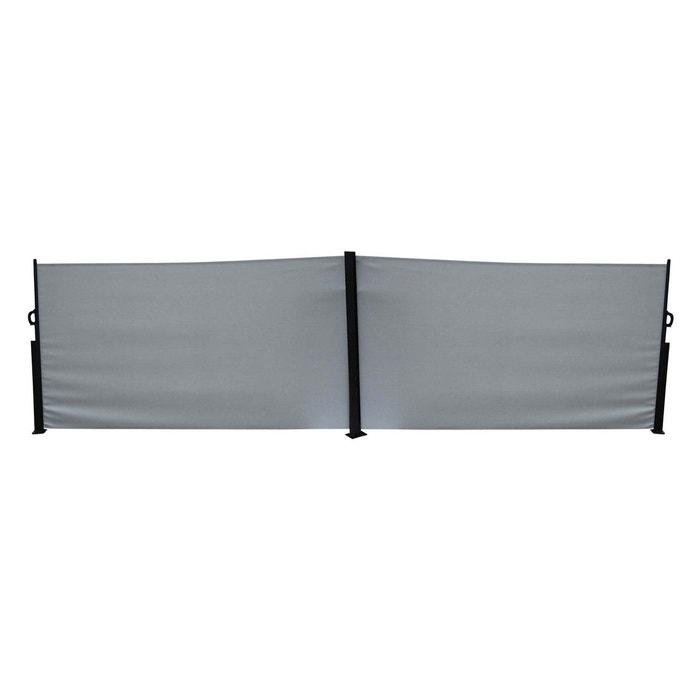 paravent double napa 6 x 1 8 m hesperide la redoute. Black Bedroom Furniture Sets. Home Design Ideas