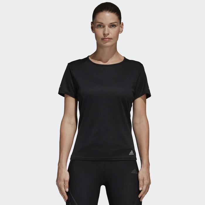 Short-Sleeved Crew Neck Running T-Shirt  ADIDAS PERFORMANCE image 0