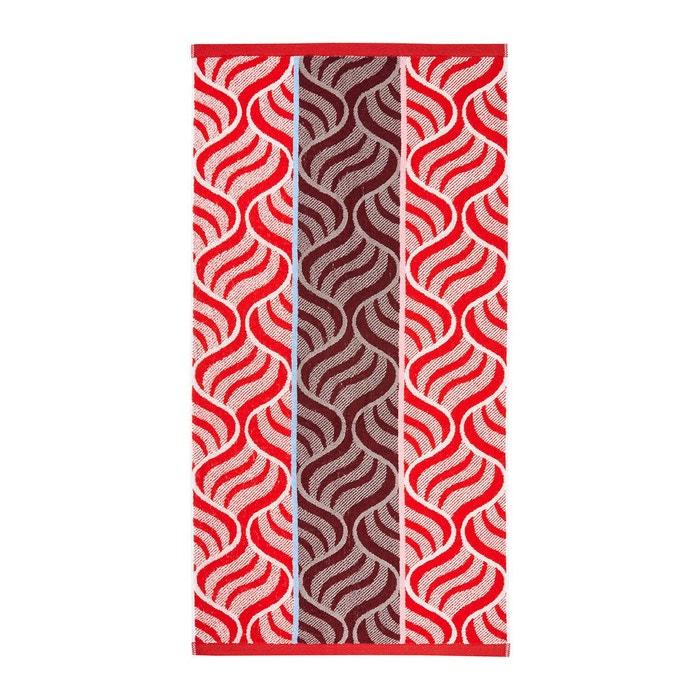 kenzo serviette de bain kz psyche multi couleurs kenzo la redoute. Black Bedroom Furniture Sets. Home Design Ideas