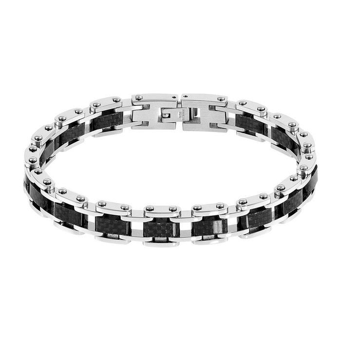 Prix Incroyable Sortie Bracelet male acier argente Male | La Redoute Prix En Ligne Parcourir Prix Pas Cher 100% Garanti Moins De 70 Dollars Mqu8MwWd