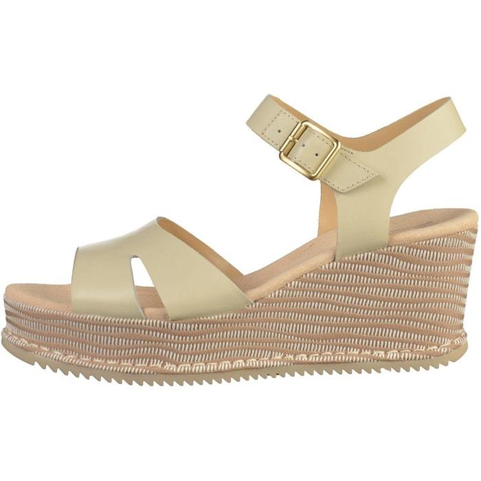 Sandales blanc Clarks