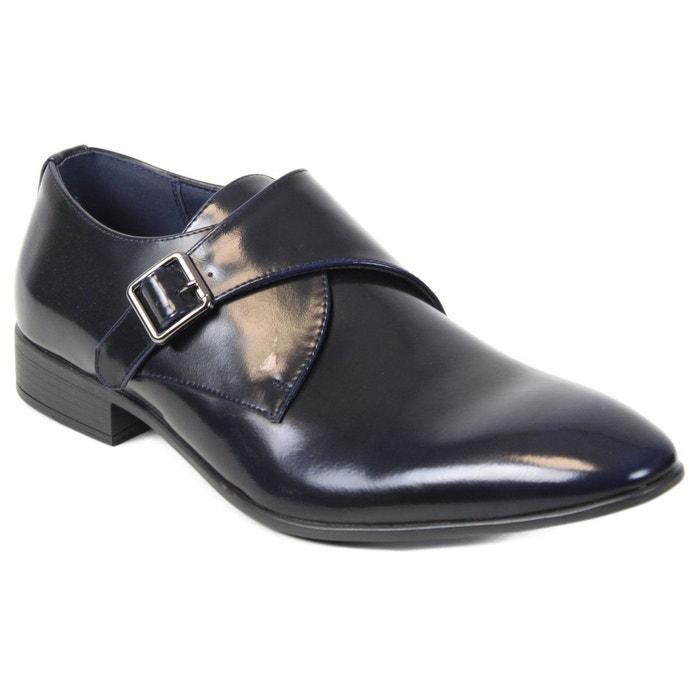 Chaussures elo589 marine Kebello