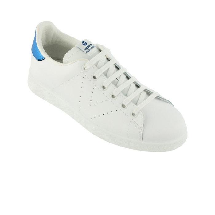 Chaussures deportivo basket piel capri w h16 bleu Victoria