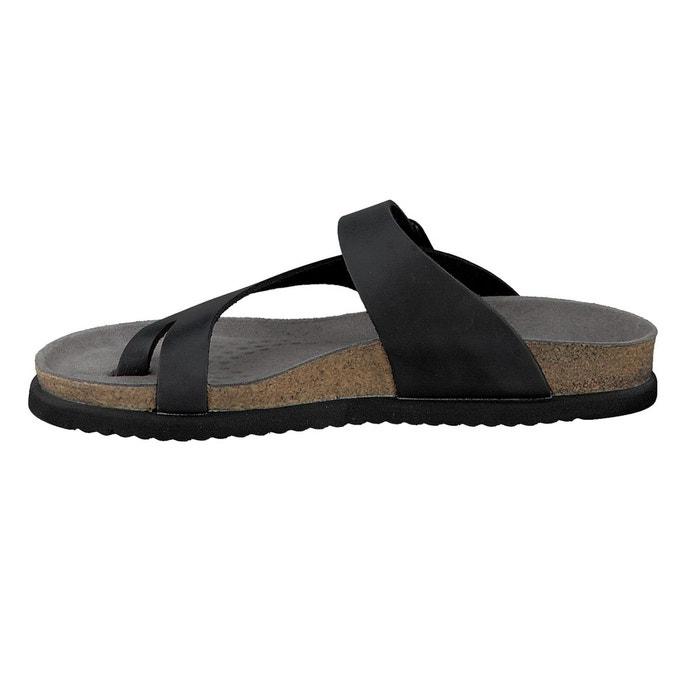 Sandales niels noir Mephisto