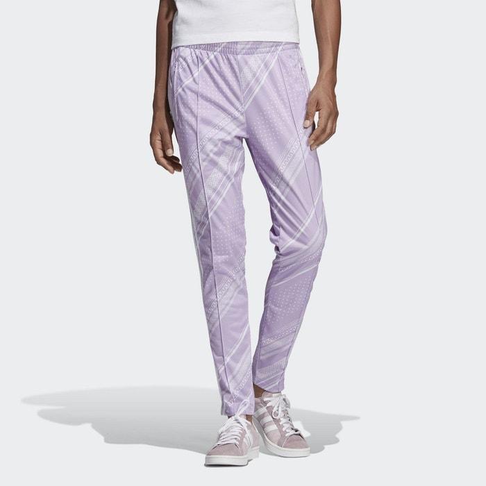 6d027f155ab5b Pantalon de survêtement sst violet Adidas Originals   La Redoute