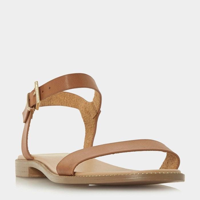 Sandales plates en deux parties - natallia  Head Over Heels By Dune  La Redoute