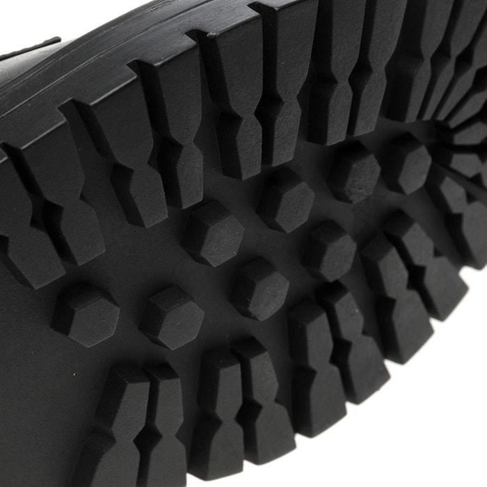 Bottes robustes noir Firetrap