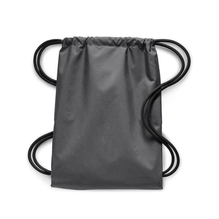 0808a0b800 Sac à dos cordon heritage gym sack Nike gris | La Redoute
