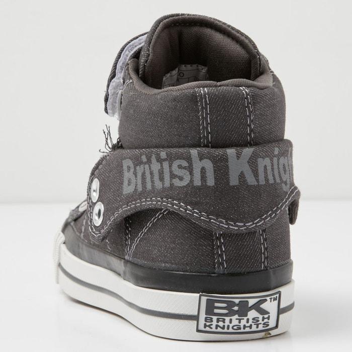 Roco garçons baskets montante British Knights