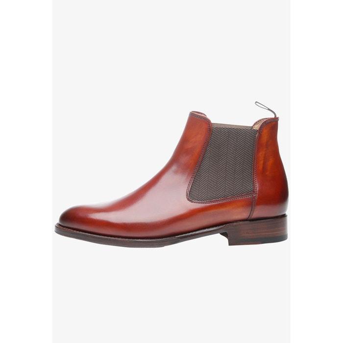 Chelsea boots en armagnac brandy Shoepassion