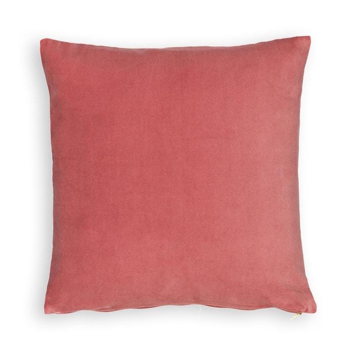 Federa per cuscino velluto / lino POLEN  La Redoute Interieurs image 0