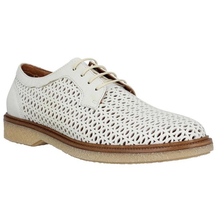 à darwin lacets dove Chaussures classic femme schmoove cuir femme fyIYb67vg