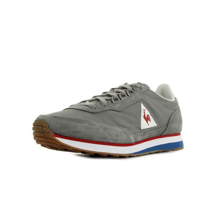 Baskets azstyle gum  gris/blanc/rouge Le Coq Sportif  La Redoute