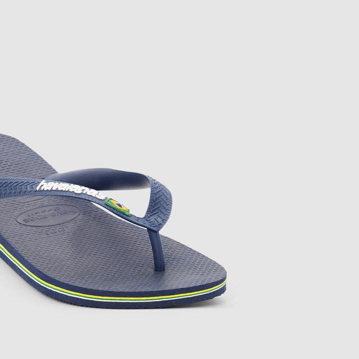 c028665813e5 Brazil logo flip flops
