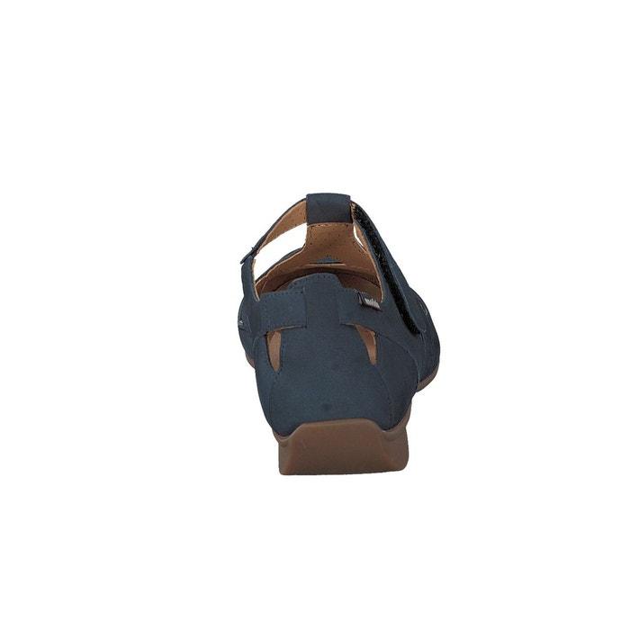 Chaussures fantine bleu marine Mephisto   La Redoute ad9b2ff19cbe