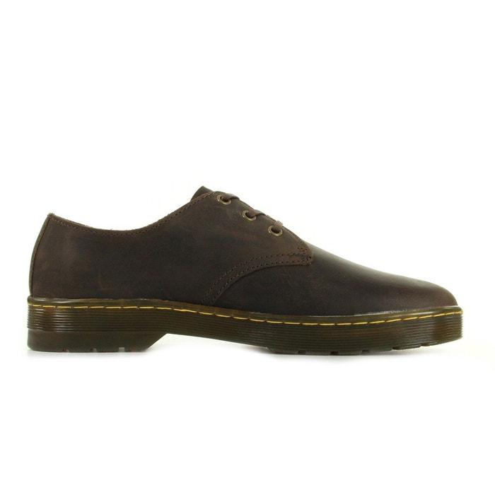Chaussures homme coronado gaucho crazy horse marron Dr Martens