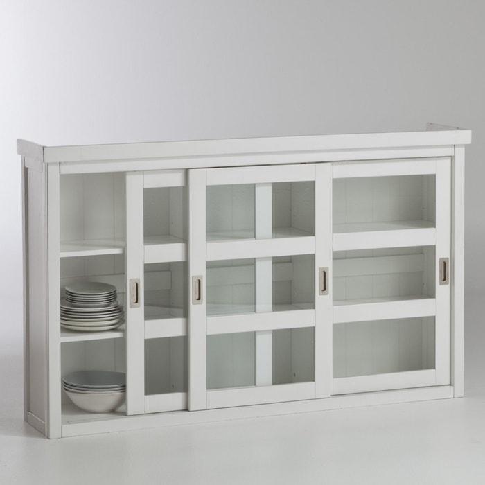 Inqaluit Dresser with 3-Sliding Doors  La Redoute Interieurs image 0