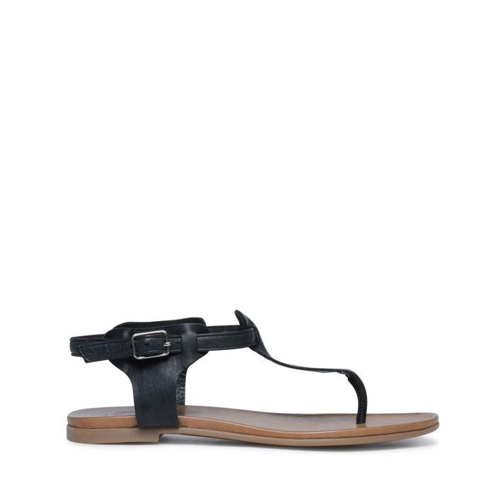Sandales noir Sacha Réelle Prise Vente Chaude La Sortie En Ligne Pas Cher Cd6hx0u