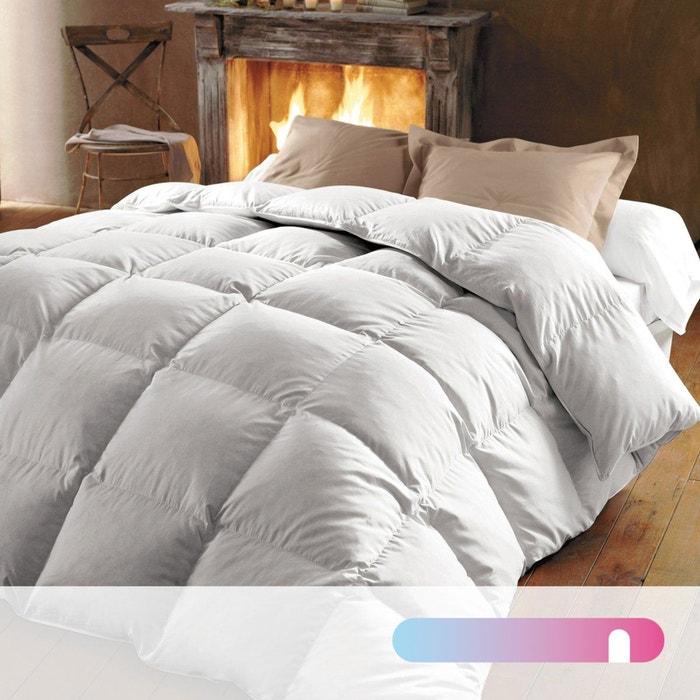 couette naturelle climatique 280g m 80 duvet blanc best la redoute. Black Bedroom Furniture Sets. Home Design Ideas